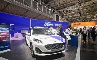 福特宣布斥資114億 打造三座電動汽車廠