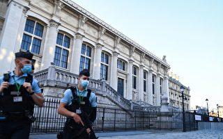 組圖:2015年巴黎恐襲案開審 警方高度戒備