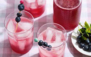 藍莓甜酒汁 解渴提神的夏季飲料