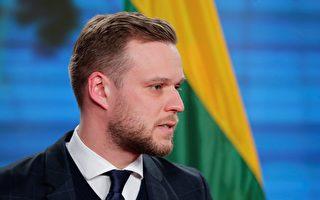 中共就台灣問題施壓 立陶宛外長:或適得其反