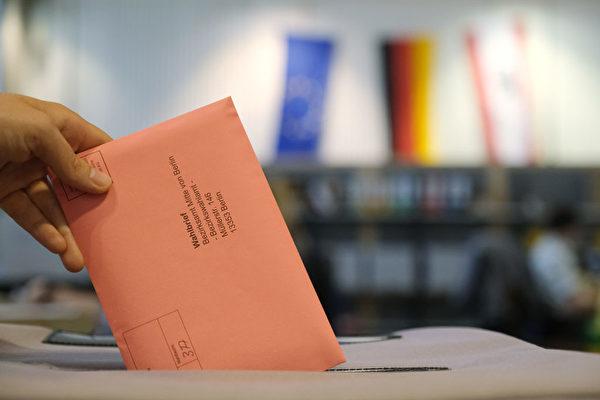 德國大選多項數字創紀錄 參選黨派歷屆最多