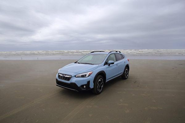 車評:EyeSight助安全 2021 Subaru Crosstrek Limited