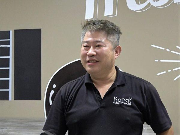 美國樂立杯創辦人俞宗明