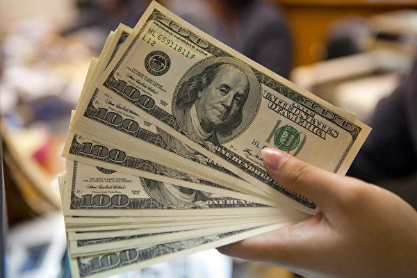 疫情之下 美国税收出现44年来最大增长