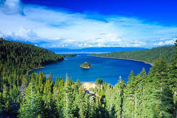 九个独具特色的美国州立公园(上)