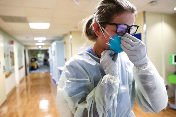 橙县住院人数继续下降 周一406人