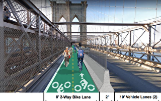 布碌崙大橋新自行車道 今剪綵開通