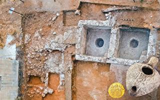 以色列考古學家發現1500年前工農業遺址
