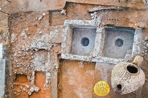 以色列考古学家发现1500年前工农业遗址