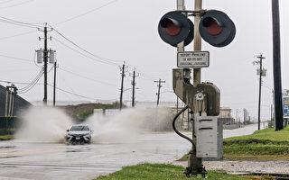 颶風尼古拉斯登陸德州 沿海地區暴雨恐釀災