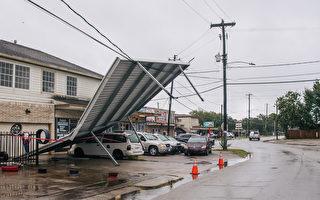 热带风暴尼古拉斯袭德州 州长发布灾难声明
