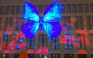 2021年柏林灯光节精彩片段(视频)