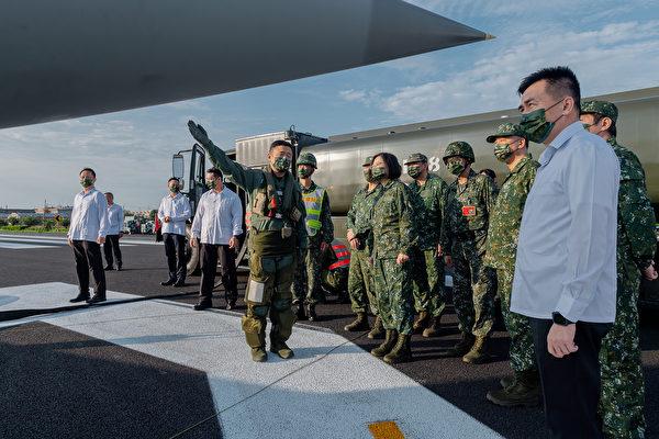 應對中共威脅 台灣擬斥資90億美元升級軍備