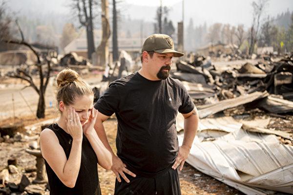 迪克西山火起火原因未明 近兩百人起訴PG&E
