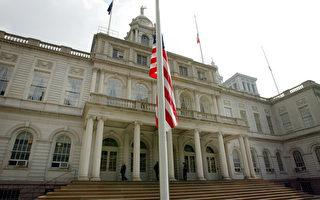 紐約市公務員工會 籲市府允許8萬非必要員工在家辦公
