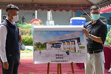 台中市西屯区公所港尾里活动中心,工程投入经费1,660万1,120元,兴建地上1层挑高5.95公尺建筑物,预计明年10月完工。