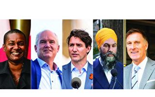 2021年加拿大聯邦大選 各黨競選綱領對比