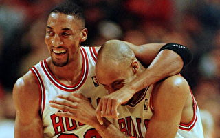 組圖:體育網ESPN公布NBA史上最強5球星