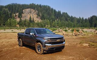 车评:柴油新动力 2021 Chevrolet Silverado LT Z71