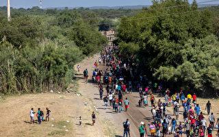 美官员:周日起大规模遣返德州边境非法移民