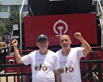 創建「鐵路工人節」 火車司機李偉傑遭打壓