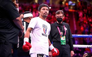 不满杜特蒂亲共 菲律宾拳王宣布角逐总统
