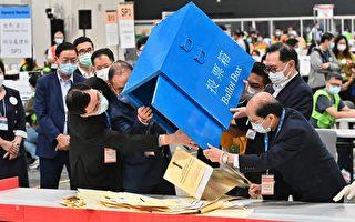 香港新選制下首次選舉 選民人數不足5千