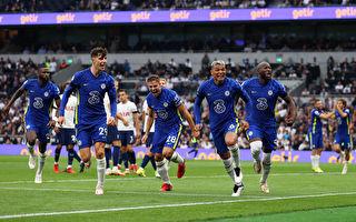 利物浦、切爾西和曼聯共同領跑英超積分榜