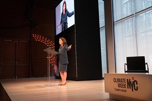 霍楚宣布重大绿能基建计划 提供纽约市清洁再生电力