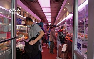 疫情牽制餐館與生鮮業  華埠中秋生意減