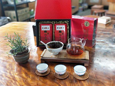 新元昌红乌龙茶获奖无数。