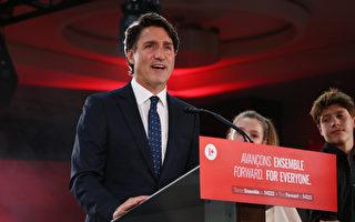 加拿大大选创纪录6亿开支联邦政治版图没变
