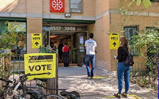加国大选政党竞逐魁北克 议席分布几无变化