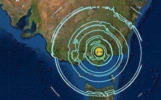 澳墨尔本附近发生5.9级地震 悉尼等地有震感