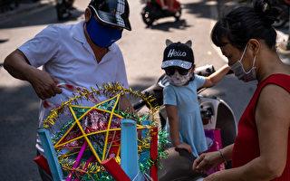 组图:亚洲多国庆中秋 文化习俗各异