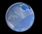 南極臭氧層破洞異常增大 面積已超過南極洲
