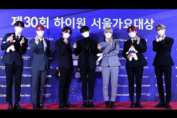 ATEEZ拿音樂節目冠軍 旼琦:八人會長久地活動
