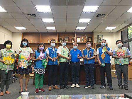 台电公布2020年全国县市节电冠军地图,竹北市再度获得节电王殊荣。