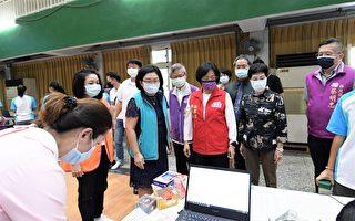 彰县国高中生BNT疫苗开打 10/8前完成接种