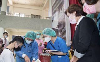 宜县国高中生BNT疫苗9月23日全面开打