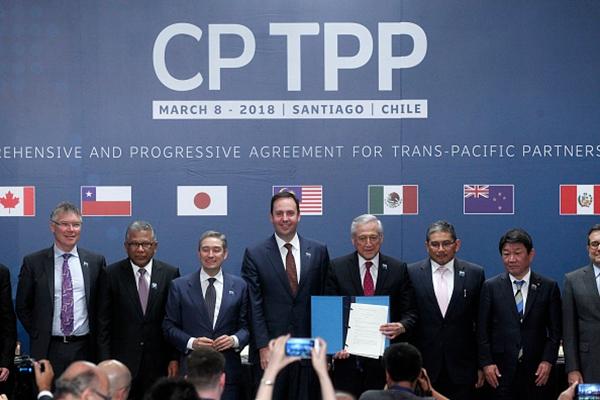中共反對台灣加入CPTPP 台灣譴責其霸凌行徑