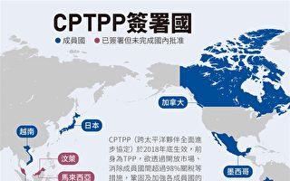 申请加入CPTPP  蔡英文:盼日本挺台湾