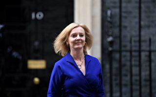 約翰遜重組內閣 迎來女外交大臣