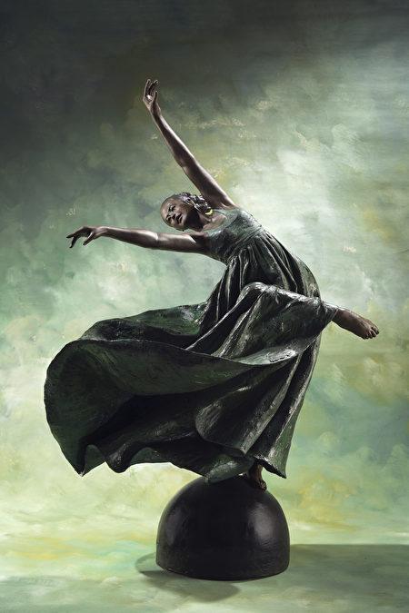 舞蹈系列《花團錦簇》。