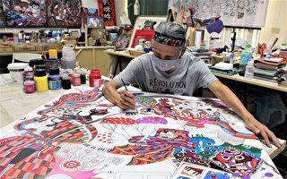 港藝中心藝術家進駐 9/26邀民眾來逗熱鬧