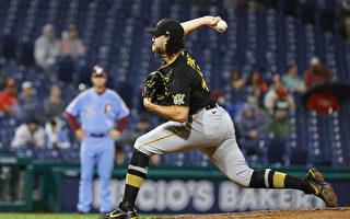 組圖:MLB 費城人12:6逆轉匹茲堡海盜