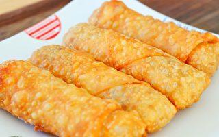 【美食天堂】蔬菜春卷~这样做最酥脆好吃!