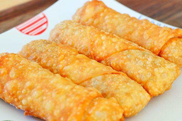 【美食天堂】蔬菜春捲~這樣做最酥脆好吃!