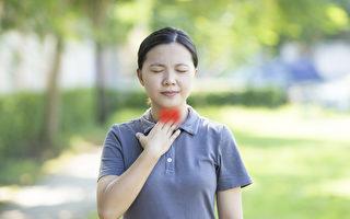 甲状腺功能亢进或低下,都会造成各种不舒服。(Shutterstock)