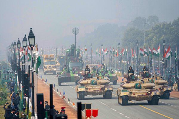 配合盟友圍堵中共 印度進行史上最大軍改